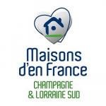 Logo agence MAISONS D'EN FRANCE CHAMPAGNE & LORRAINE SUD