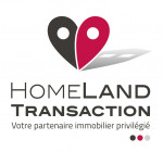 logo Virginie dagnaud -  home land transaction