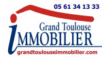 logo Grand toulouse immobilier  immo midi pyrenees