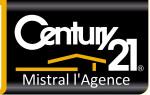 logo Century 21 mistral l'agence