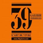 logo 39 galerie immobilier