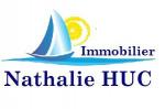logo Nathalie huc immobilier