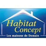 logo Habitat concept dury