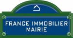 logo France immobilier mairie