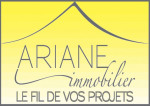 logo Ariane immobilier montreuil
