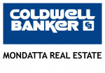 logo Coldwell banker® mondatta real estate