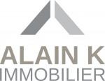 logo Alain k immobilier