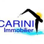 logo Carini immobilier - six four le brusc
