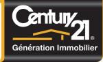 logo Century 21 génération immobilier