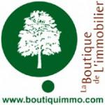 logo La boutique de l'immobilier - etude montorgueil