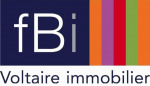 logo AGENCE FBI VOLTAIRE  IMMOBILIER