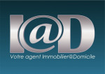 logo Iad france / thomas lefaucheux