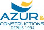 Logo agence AZUR ET CONSTRUCTION CABRIES