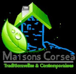 Logo agence CORSEA PROMOTION - MAISONS CORSEA
