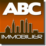 logo A b c immobilier