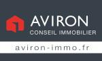 logo AVIRON  IMMOBILIER