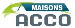Logo agence MAISONS ACCO