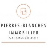 logo PIERRE BLANCHE IMMOBILIER