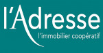 logo L ADRESSE L IMMOBILIERE 2000
