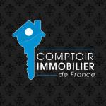 logo Agence pérols comptoir immobilier de france