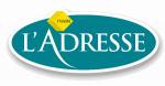 logo L'adresse pierre & patrimoine