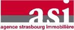 logo Agence strasbourg immobilière - asi