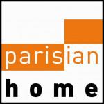 logo Parisian home concept
