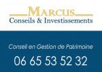 logo Marcus conseils et investissements