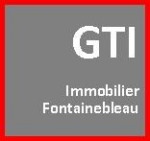 logo Gti immobilier fontainebleau
