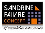 logo Sandrine faivre immobilier