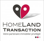 logo Marie-pierre rey-boureau - home land transaction