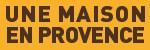 logo Unemaisonenprovence.com