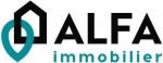 logo Alfa immobilier
