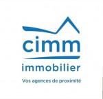 logo Cimm immobilier - corbeil essonnes