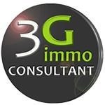logo Agent commercial 3g immo benayada rachid