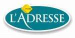 logo L'adresse - agence de l'hotel de ville