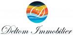 logo Deltom immobilier