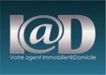 logo Iad france / laurence lamarre