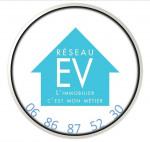 logo Réseau ev immobilier