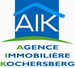 logo A.i.k (agence immobiliere du kochersberg)