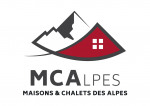 logo Maisons et chalets des alpes - annemasse