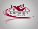 logo L'immobiliere des remparts
