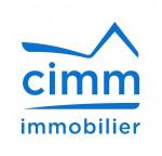 logo Cimm immobilier trouy 18