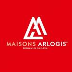 Logo agence Maisons Arlogis Normandie
