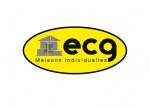 Logo agence MAISONS ECG
