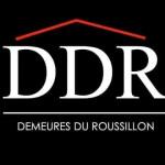 logo Demeures du roussillon
