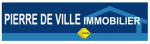 logo Pierre de ville - agence de cernay