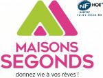 Logo agence MAISONS SEGONDS