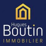 logo Hugues boutin immobilier