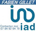 logo Iad france / fabien gillet